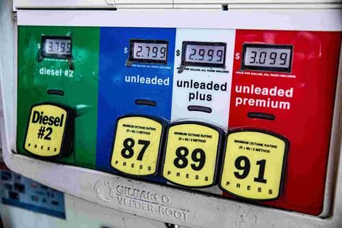 ¿Por qué no debemos apurar el depósito de combustible?